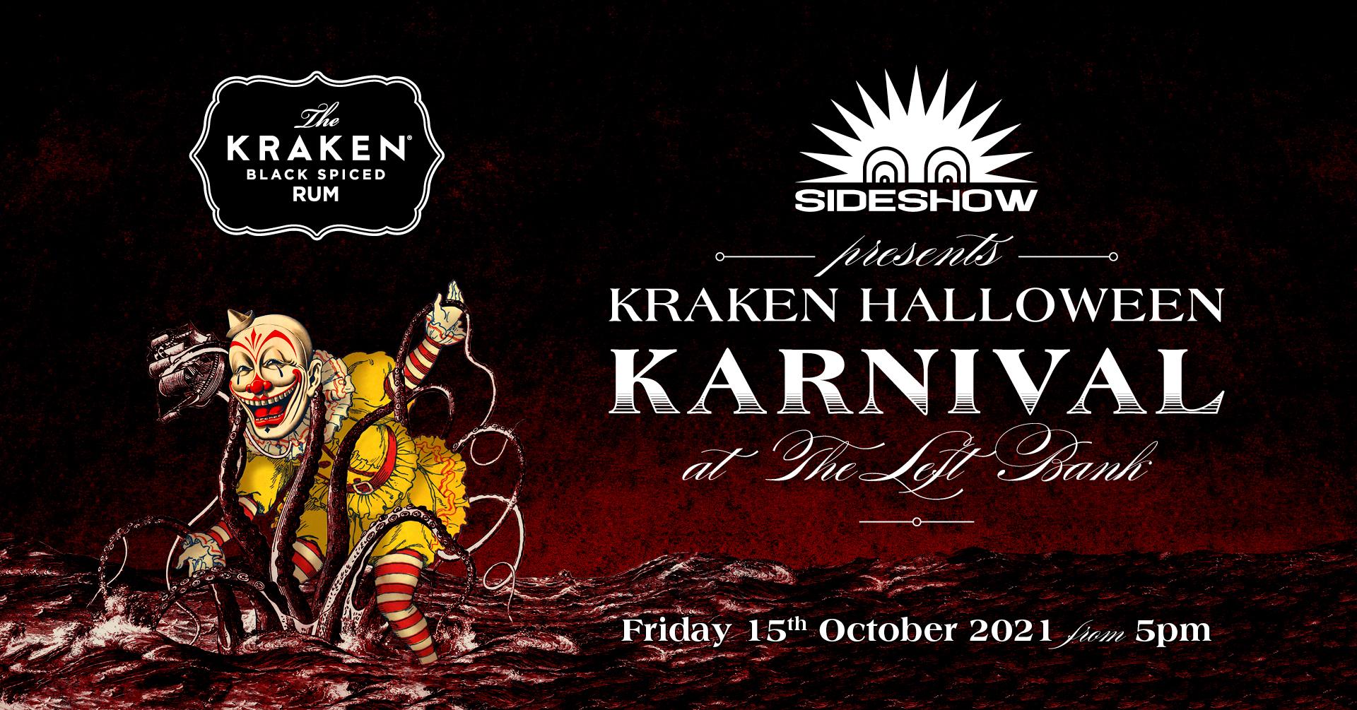 Kraken Halloween Karnival 2021