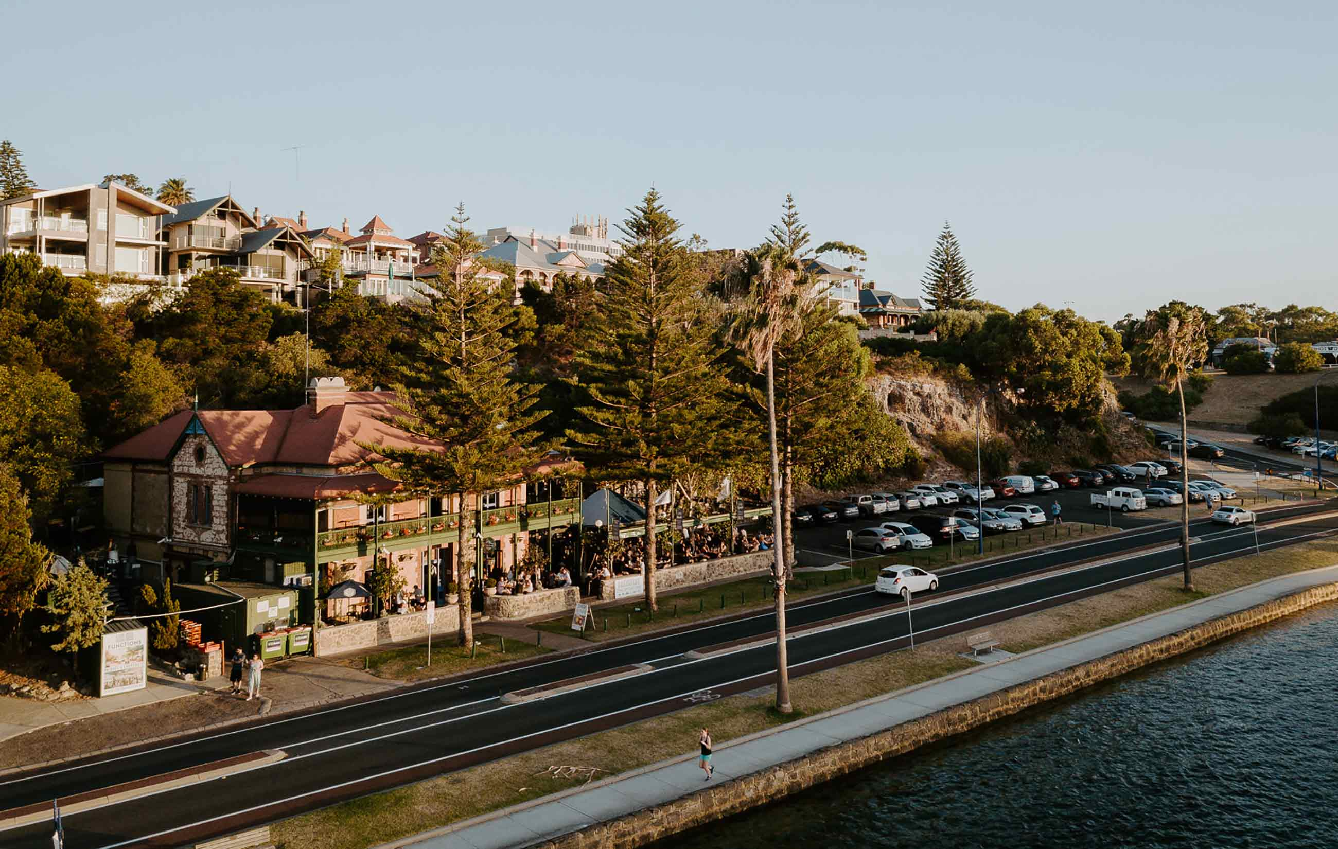 The Left Bank Riverside Pub Functions Venue Fremantle