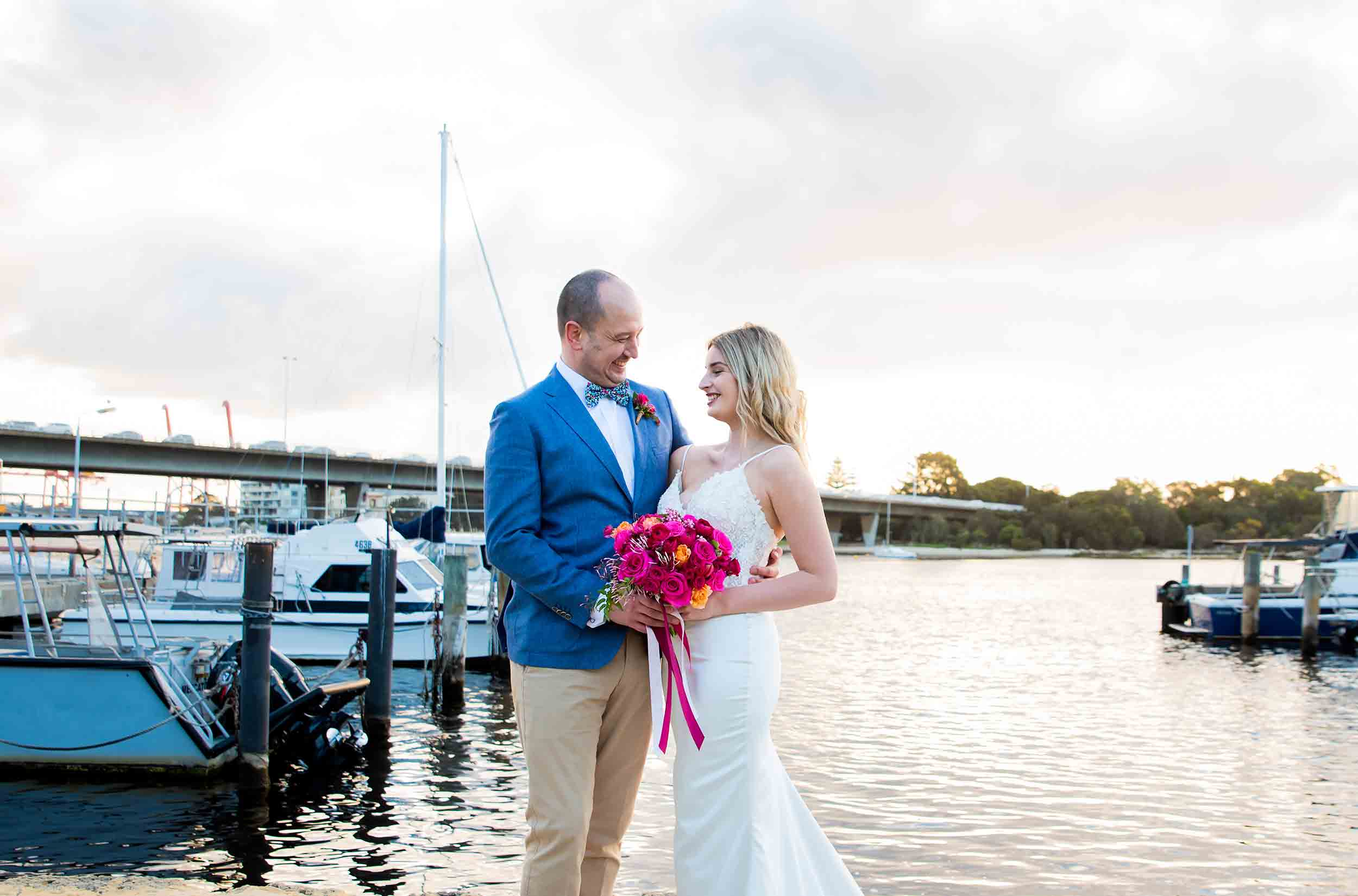The Left Bank Weddings Fremantle
