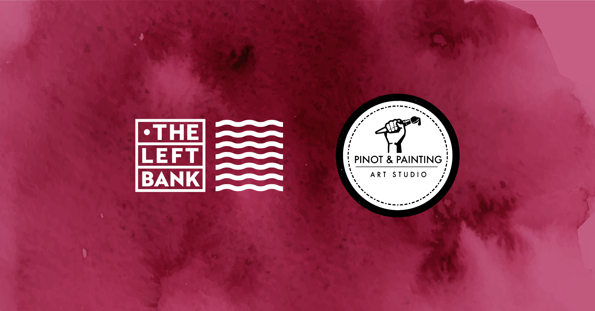 The Left Bank - Pinot & Painting