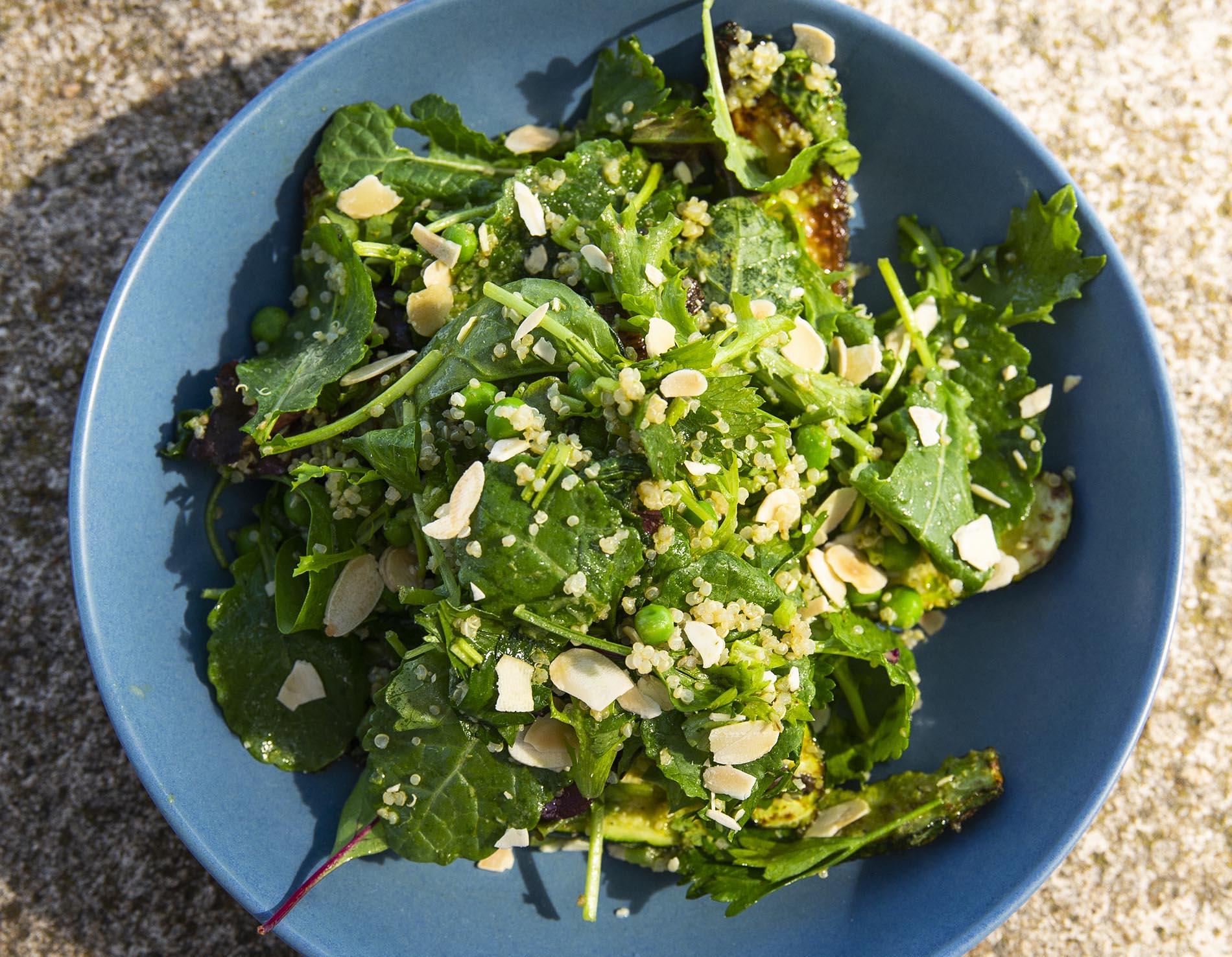 Winter Menu 2021 - Zucchini Salad